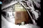 ВИталии наотель сошла снежная лавина, множество погибших