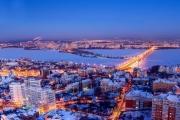 Середина календарной зимы в Воронеже получилась теплой, но снежной
