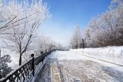Праздничные выходные в Хабаровске: волны тепла и холода
