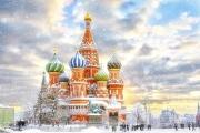 Погода в Москве: в праздничные выходные затяжная оттепель ненадолго прервется