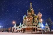 В Москву вернулась зима: фотообзор