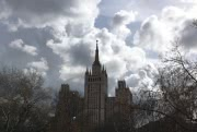 Пестрая картина конвективной облачности в Центральной России