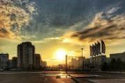 Аномальная жара и обвалы холода в Сибири