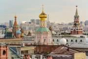 Тепло нарастает. Во второй половине недели в Москве до +30!