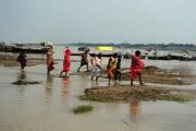 За сутки в индийском штате Бихар из-за наводнений погибли 49 человек