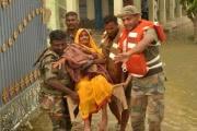 В Южной Азии из-за муссонов погибли 600 человек