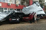 Жертвами сильнейшей грозы в Румынии стали восемь человек