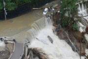 Жертвами тайфуна «Лан» в Японии стали пять человек, около ста пострадали