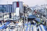 В Турции разбился скоростной пассажирский поезд