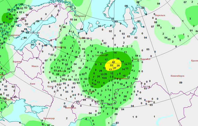 Погода в новосибирской области чулымский район
