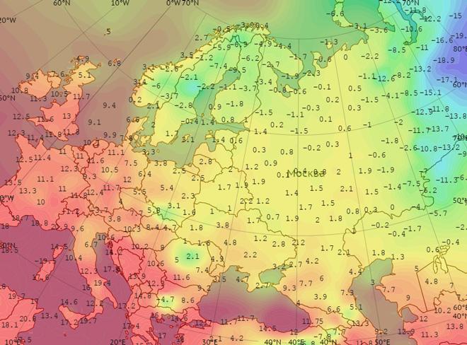 Погода в плесецке на 3 дня норвежский сайт