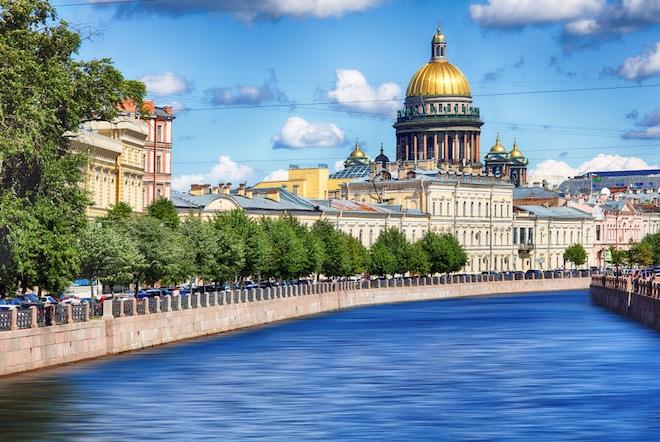 Погода в Санкт-Петербурге: на День Победы майское тепло победит